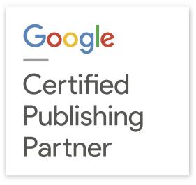 google certified publishing partner