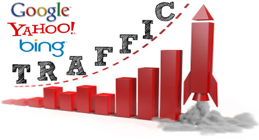 traffic source for ad revenue
